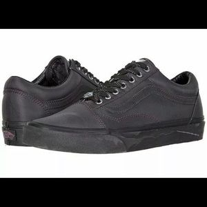 Vans Old Skool Harry Potter Black Deathly Hallows